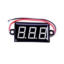Voltmeter LED Waterproof...