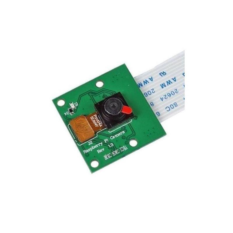 Placa de Cámara Raspberry Pi 5 Megapíxeles