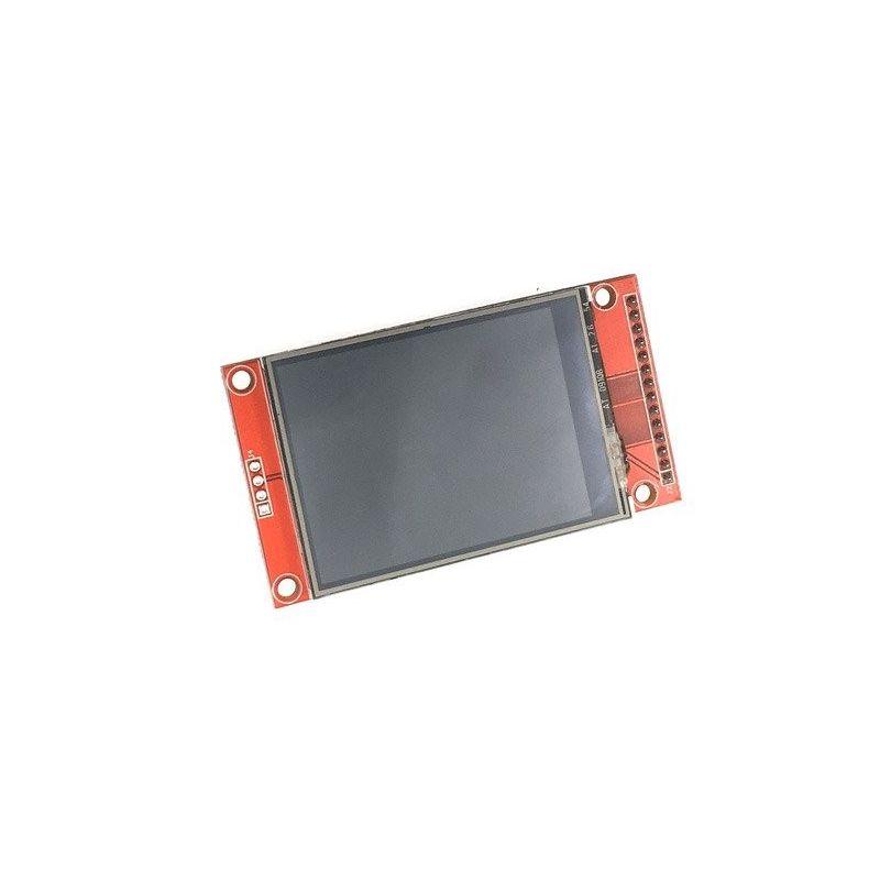 Pantalla LCD TFT 2.4 pulgadas 240x320 SPI