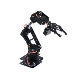 Aluminum Robotic Arm with 6...