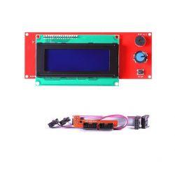 LCD 2004 Controlador...