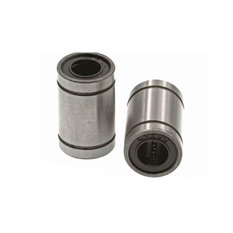 Rolamento linear LM8UU 8mm RepRap Prusa 3D Rolamento de esferas da impressora