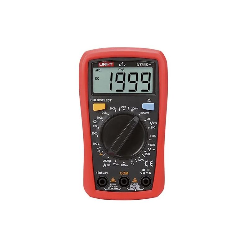 Digital Multimeter Uni-T UT33D+