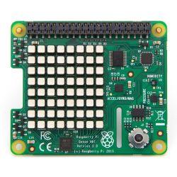 chapéu de sentido Raspberry Pi