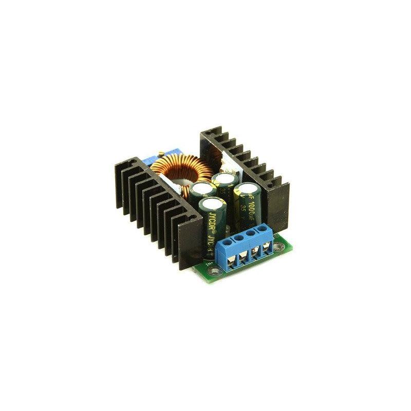 XL4016 DC para DC Step-down Converter 8-40V para 1.25-35V 8A Tensge Regulator