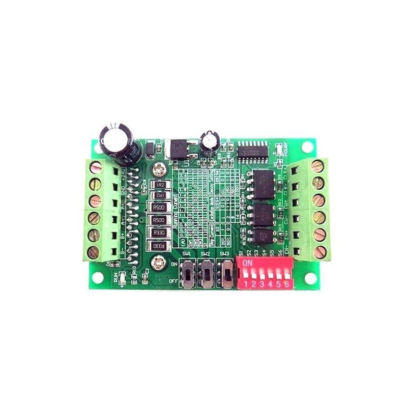 TB6560 CNC Router 1 Eje Controlador Motor Paso a Paso Driver 3A Impresora