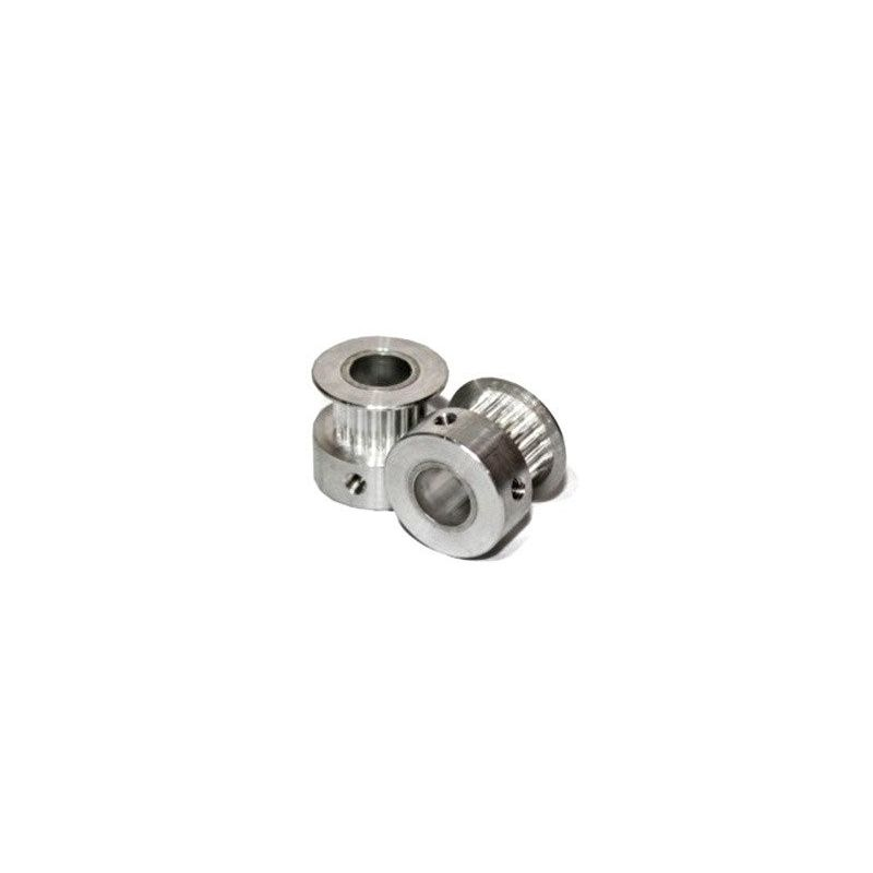 Pulley GT2 20 Teeth 8mm Bore Aluminum 3D Printer Reprap