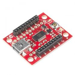 sparkfun USB dongle XBee...