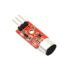 MAX9812L Amplified Microphone for Measuring Sound