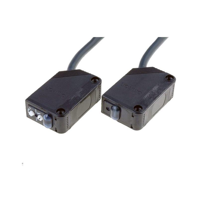 Sensor fotoeléctrico E3Z-T61A 2M OMRON