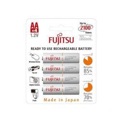 4x Fujitsu AA 2000 mAh...