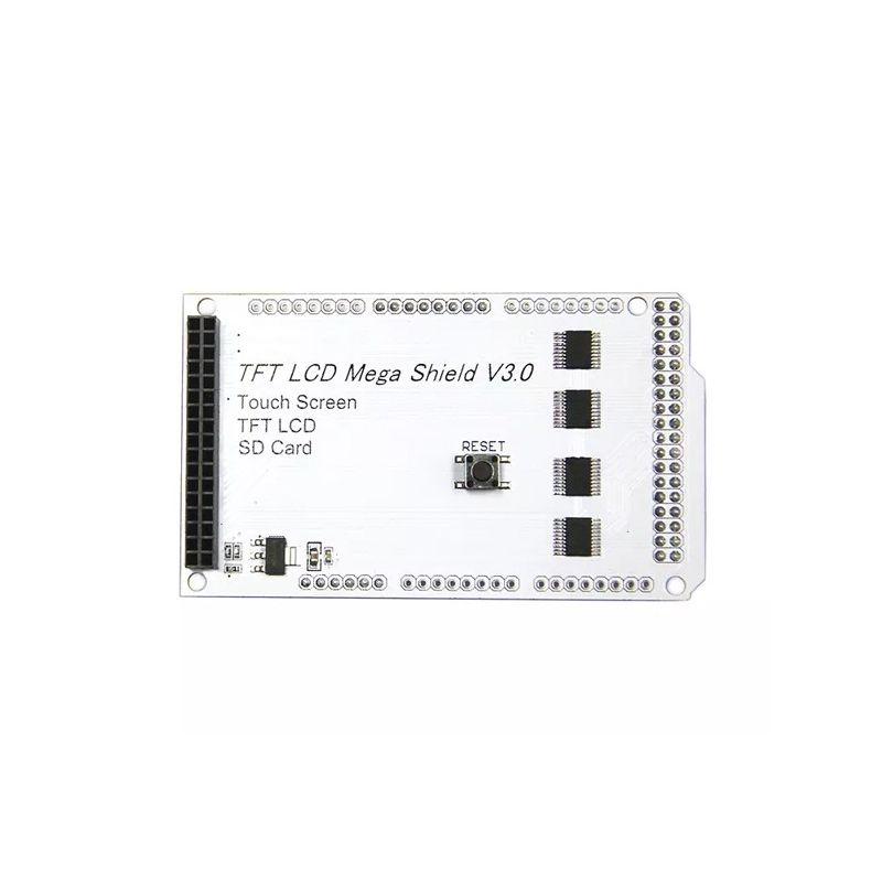"Adaptador LCD TFT V3.0 3.2"" 4.3"" 5.0 Shield Mega 2560"