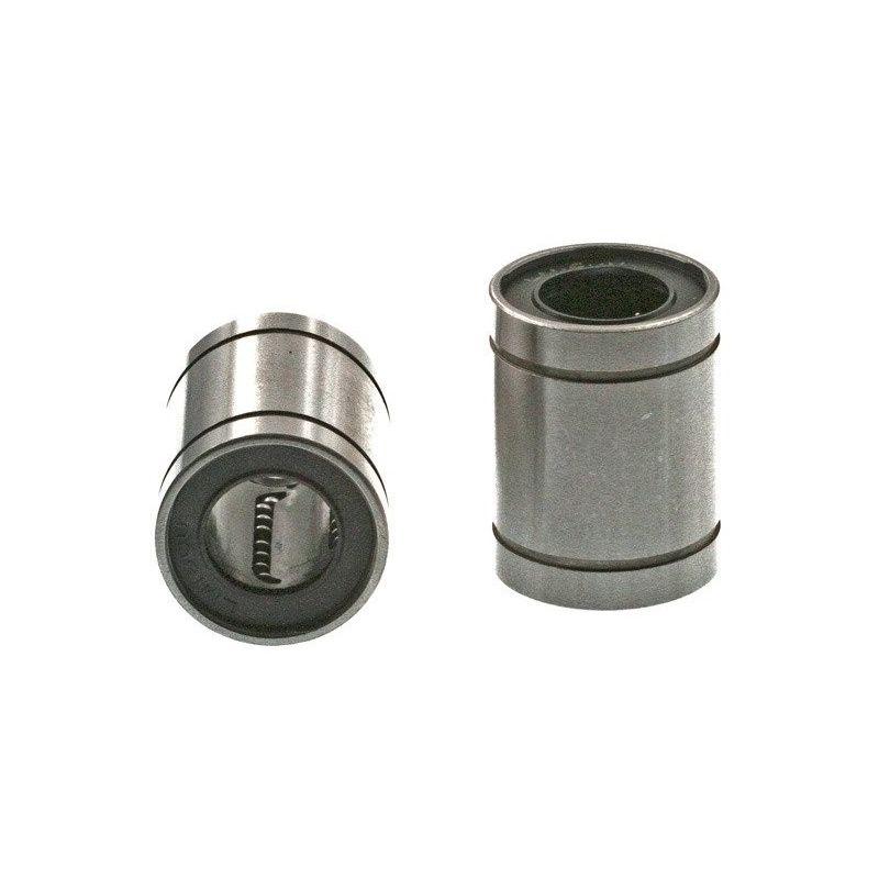 Rolamento linear LM16UU 16mm RepRap Prusa 3D Rolamento de esferas da impressora