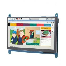 7 Inch Full View LCD TFT...