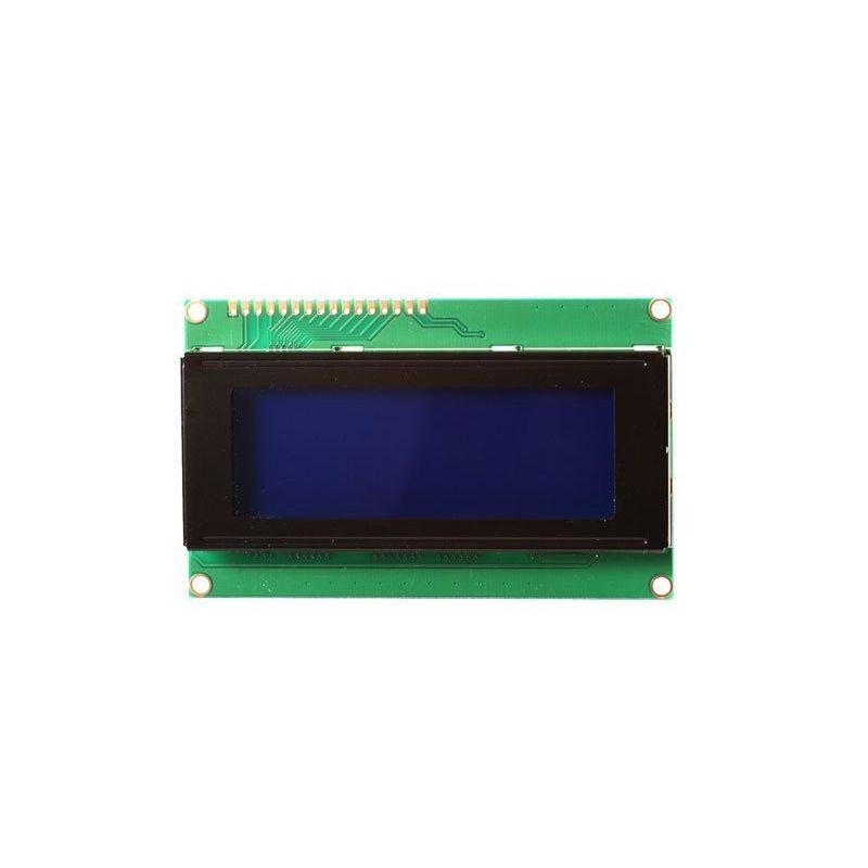 20x4 2004 Retroiluminado LCD Display Fundo Azul