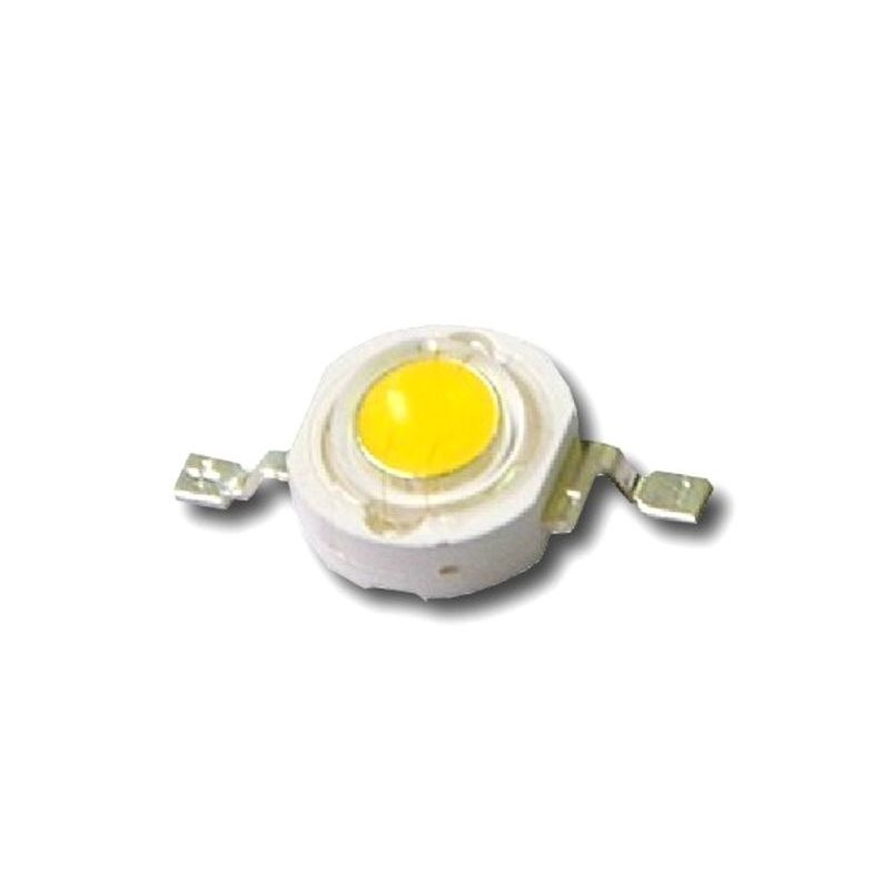LED diode 1W White SMD 130LM