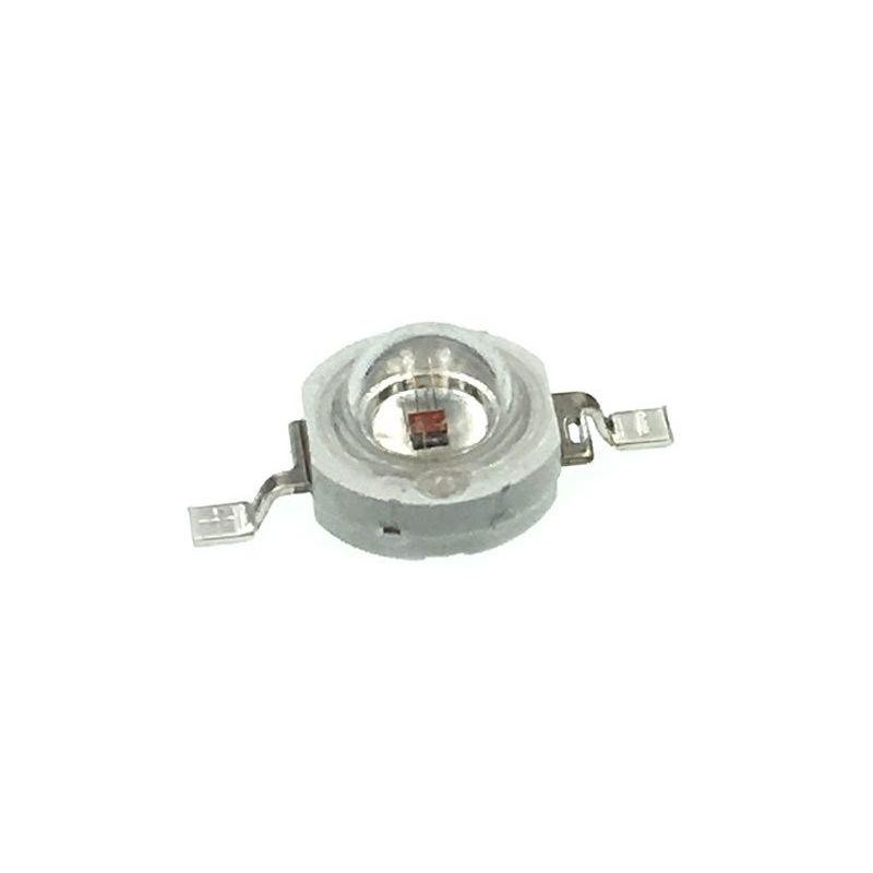 Diodo LED 1W SMD Vermelho