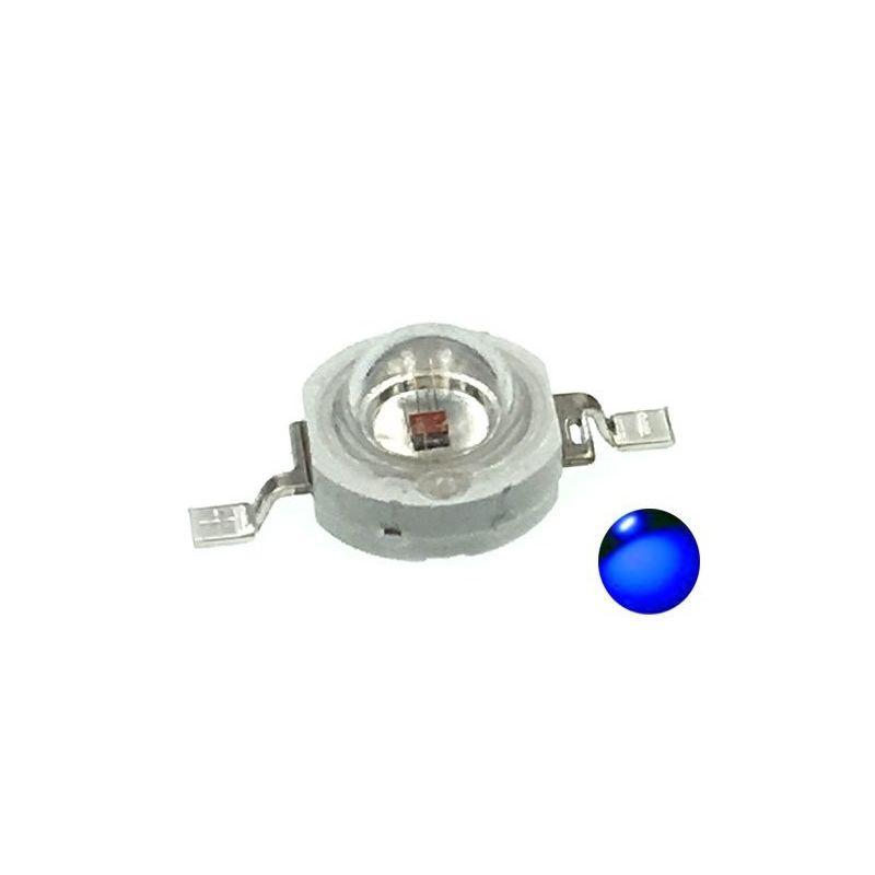 LED 1W Blue SMD