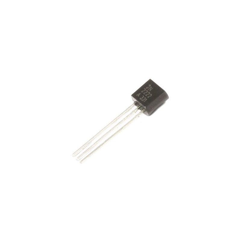 2N2222 NPN Transistor 40V 800mA
