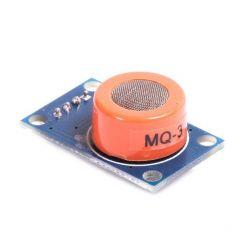 MQ-3 Módulo Sensor de...