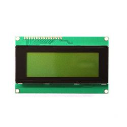 LCD Display Screen Green...