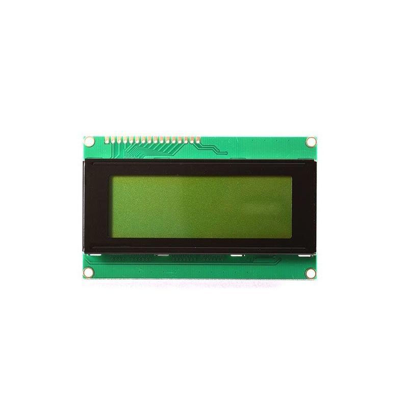 Pantalla LCD 20x4 2004 Retroiluminado Fondo Verde