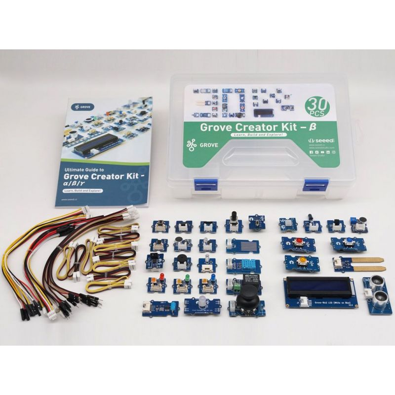 Kit Seeed Grove 30 sensors for Arduino