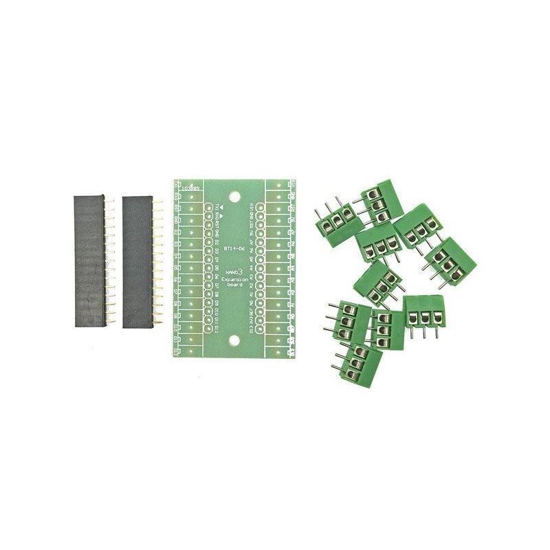 Conector do terminal nano V3.0 ATmega328P para Arduino