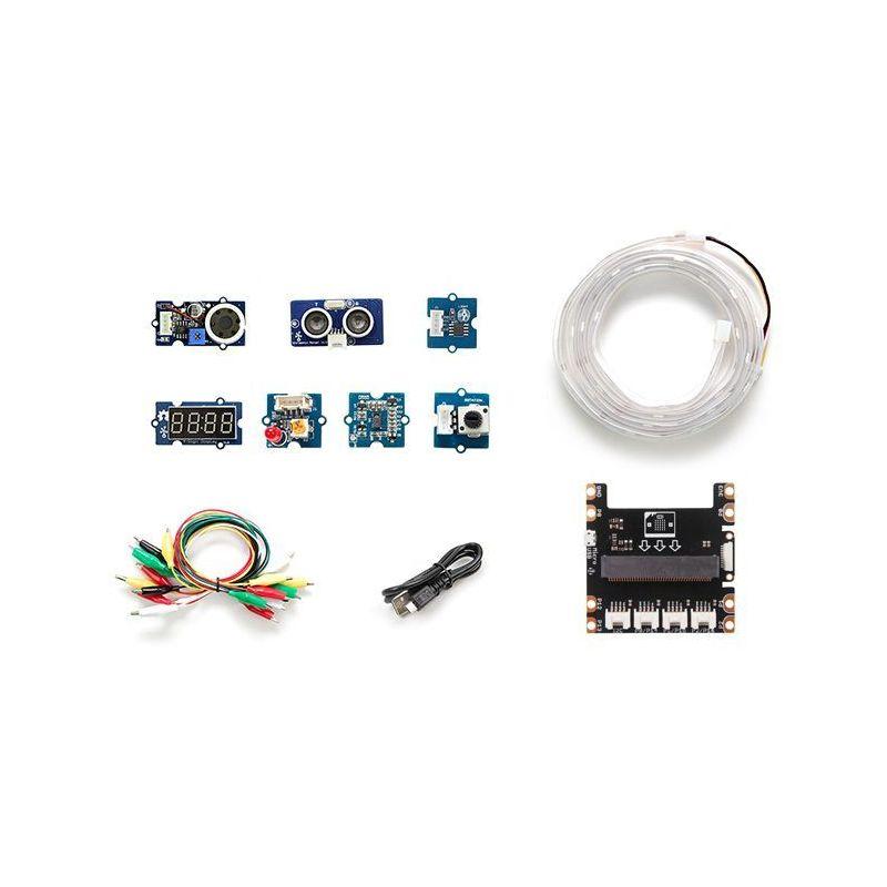 Kit Seeed Grove para micro:bit iniciación