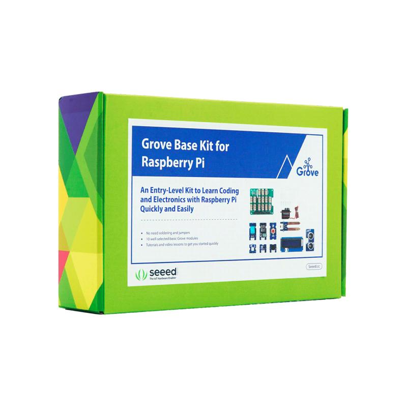 Kit Seeed Grove Base para Raspberry