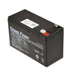 Bateria de gel de 12V 7Ah