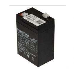 Bateria de gel de 6V 4Ah