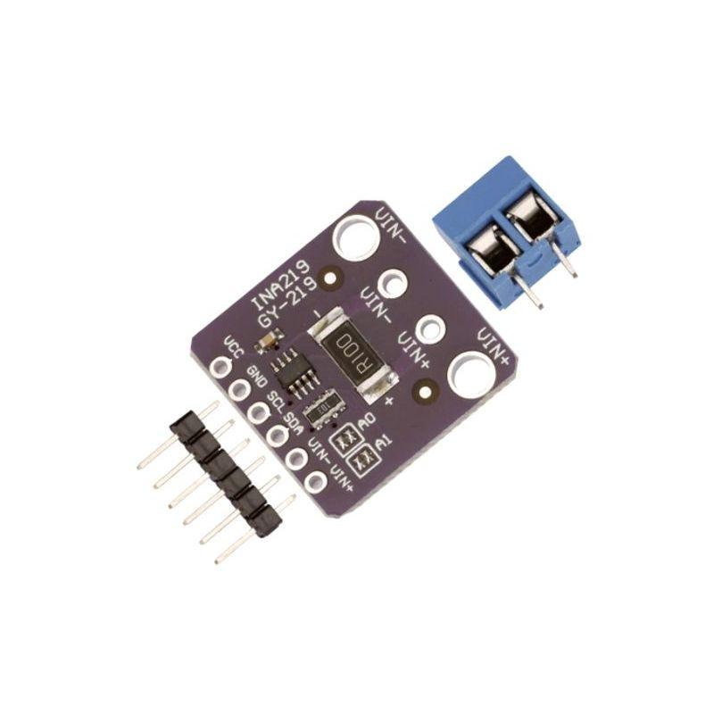 Sensor de corriente  alta precisión GY-INA219 GY-219  i2C
