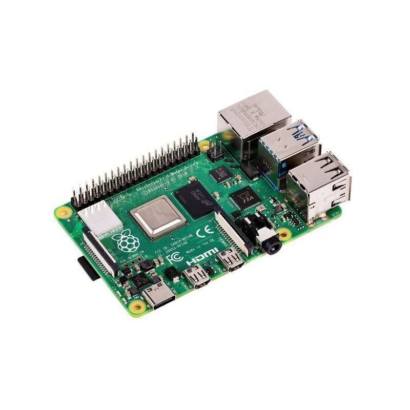 Raspberry Pi 4 Model B 1.5GHz WiFi DualBand Bluetooth 8GB RAM