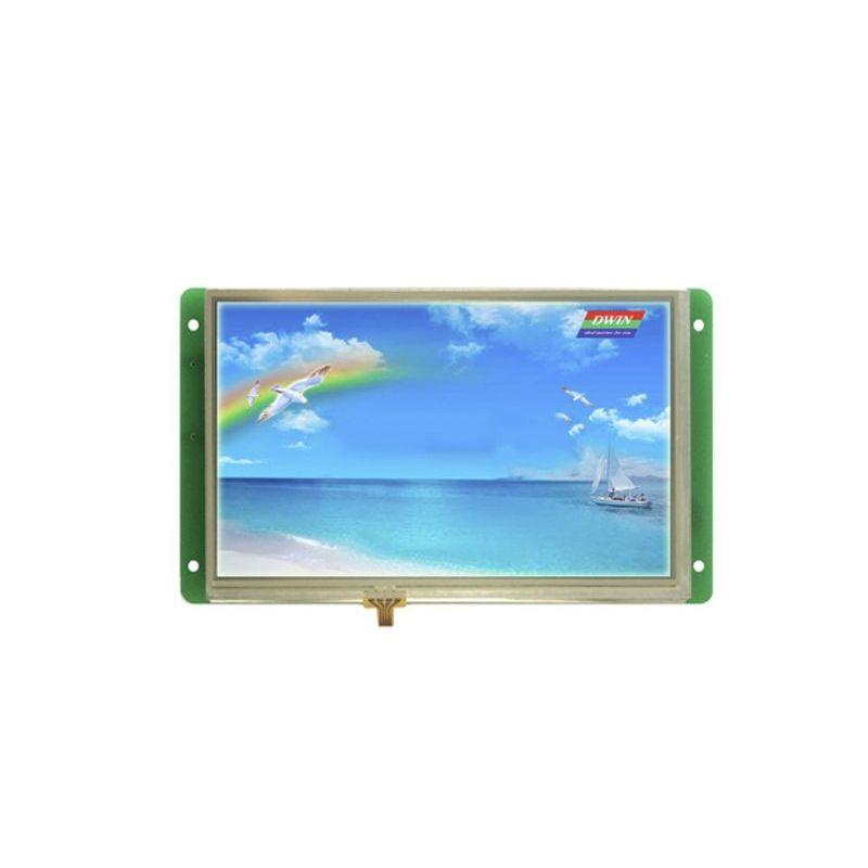 Pantalla Smart LCM DGUS 7 pulgada 800x480 DMT80480T070-09WN