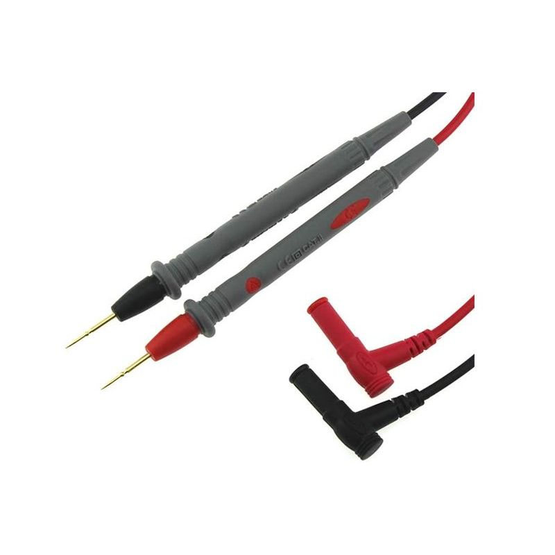 Cabos de teste para polímetro de plímetro