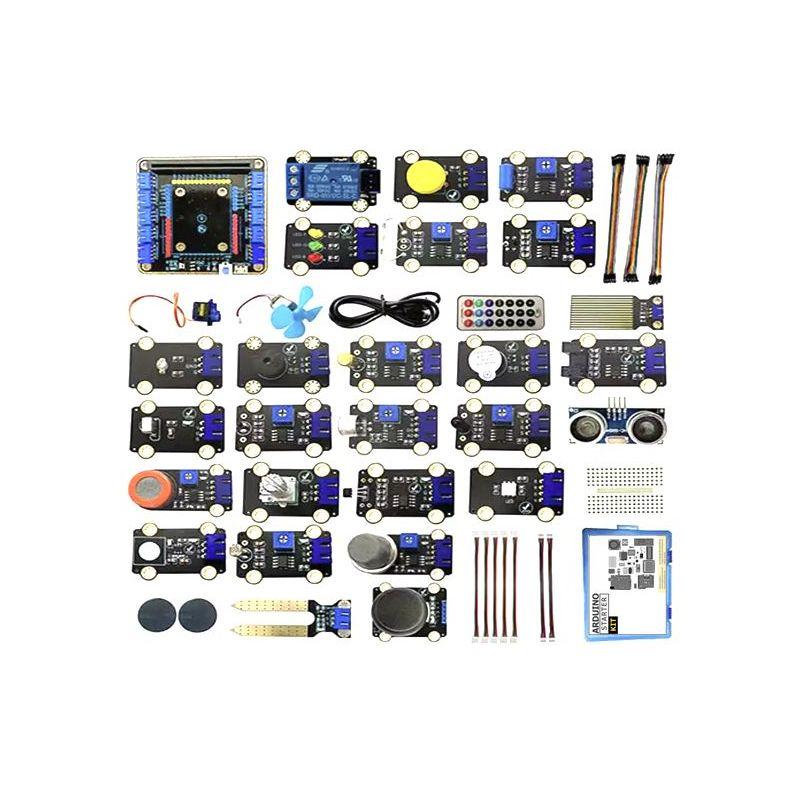 Kit de 28 Sensores Grove con shield para BBC micro:bit