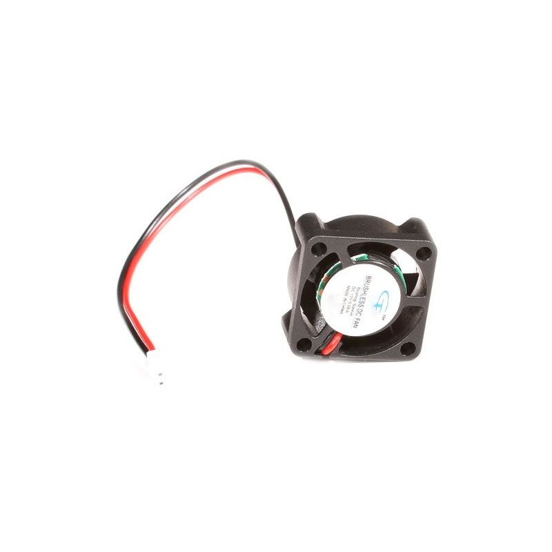 Mini Fan 12V 2x 3D Printer Cables