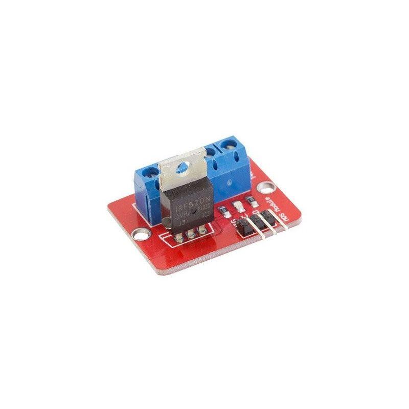 Controlador IRF520 PWM Mosfet 24V 5A