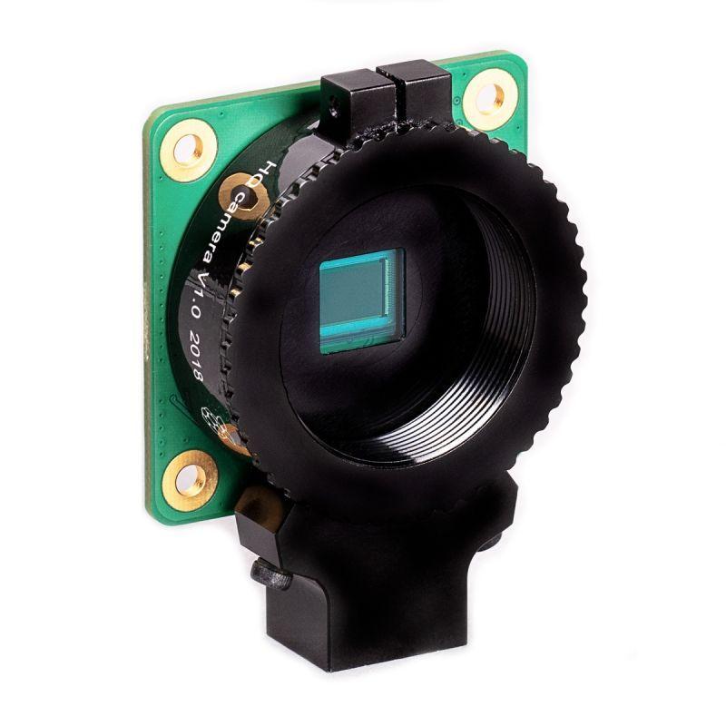 Raspberry Pi HQ Official Camera - Sony IMX477 12,3 megapíxeles