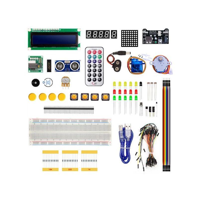 Starter Kit - Arduino Starter Kit - manual in Spanish