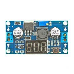 LM2596 DC Voltmeter...