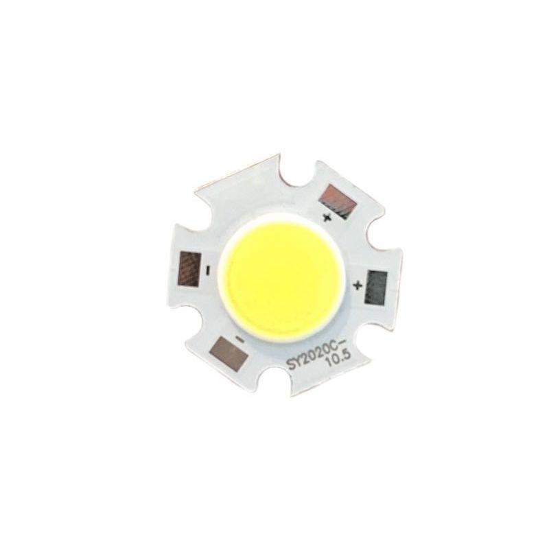 LED Diode COB 3W White SMD