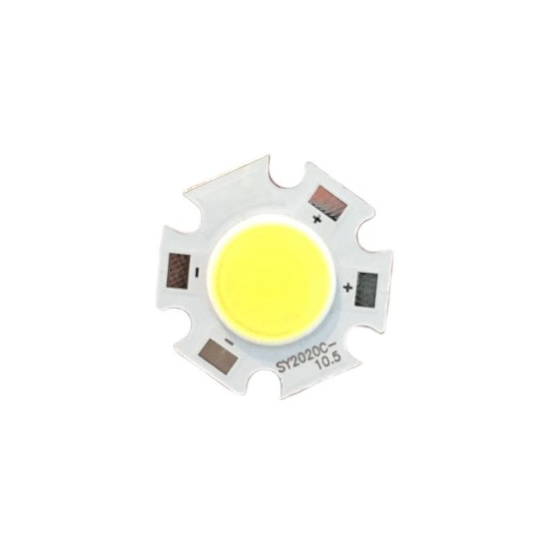 LED Power Diode COB 5W White SMD
