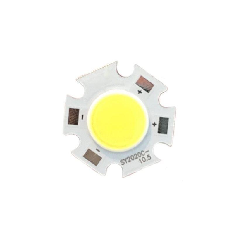 Diodo branco DE diodo LED COB 9W