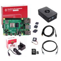 Kit Básico Raspberry Pi4 4GB