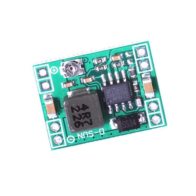 MP1584 4.5V - 28V DC para DC Step-down Converter em 1.6-26V 3A