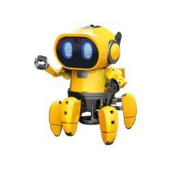 TOBBIE, El robot montable...