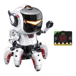 TOBBIE II, El robot...