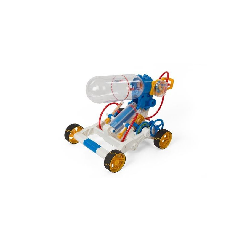 Car with air pressure engine - KSR16 Educational toy